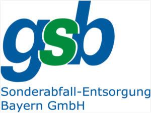 Logo Gsb Sonderabfall-Entsorgung Bayern GmbH