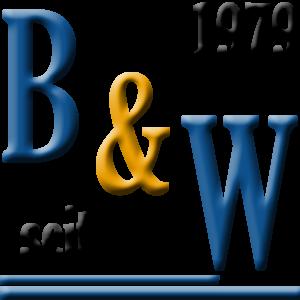 Logo B & W