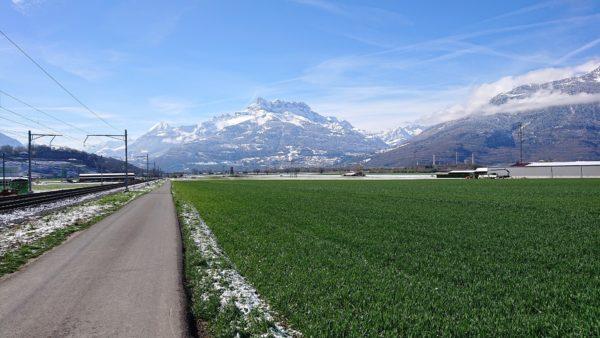 AlpInno CT Bild Alpenquerung Eisenbahn Schiene