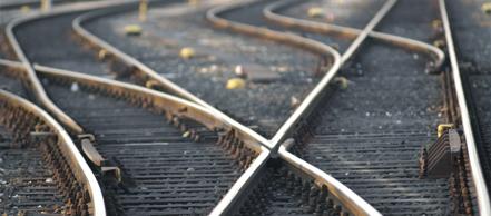 Leistungen Infrastruktur Schienen Gleise