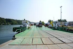 RoRo-Anlage im bayernhafen Passau-Schalding