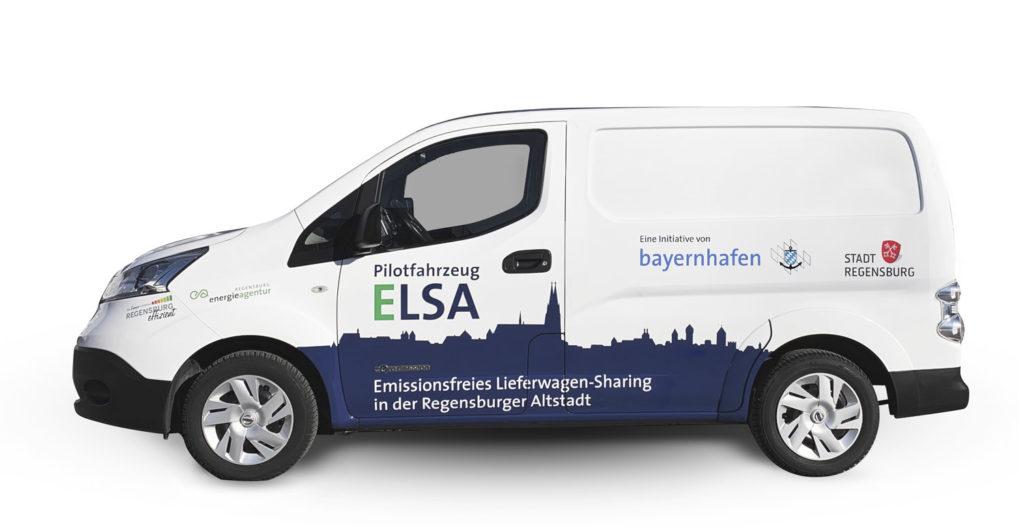ELSA Fahrzeug 1