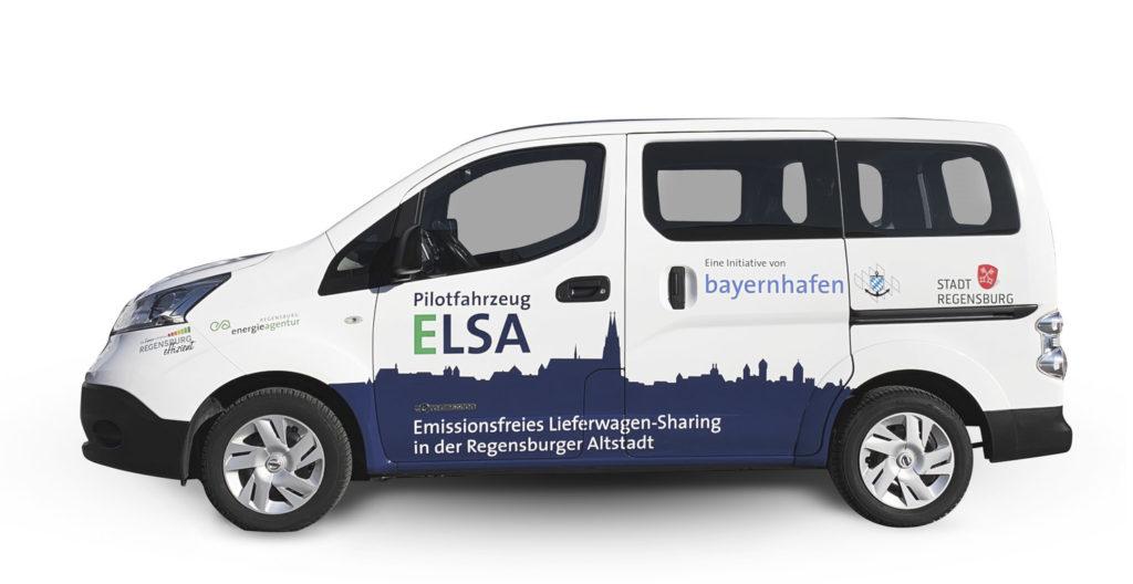 ELSA Fahrzueg 2
