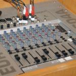 Mischpult Technik Tagungszentrum