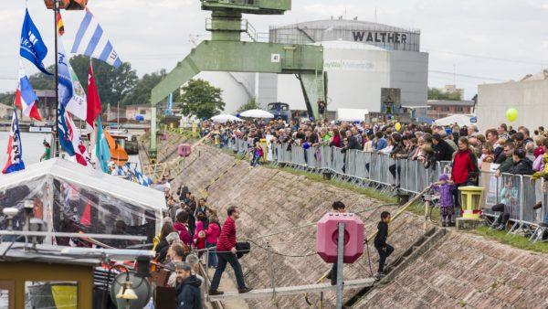 bayernhafen Aschaffenburg Hafenfest 2013