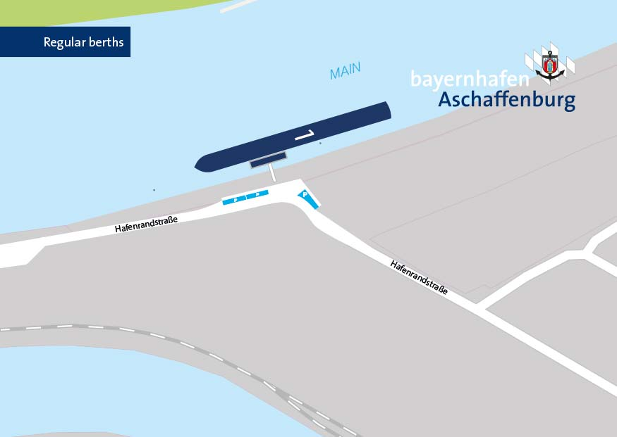 bayernhafen Aschaffenburg cruise services
