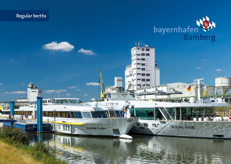 bayernhafen Bamberg cruise services