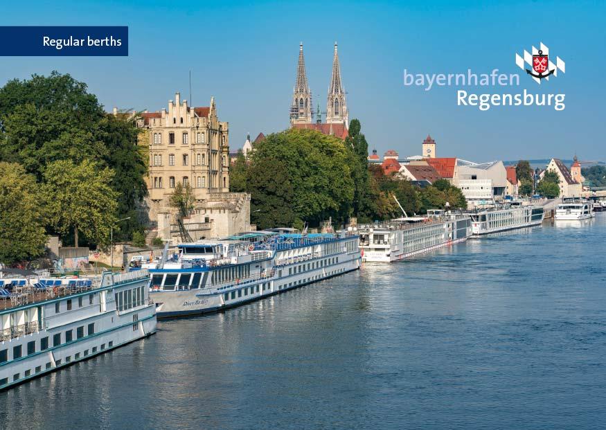 bayernhafen Regensburg cruise services