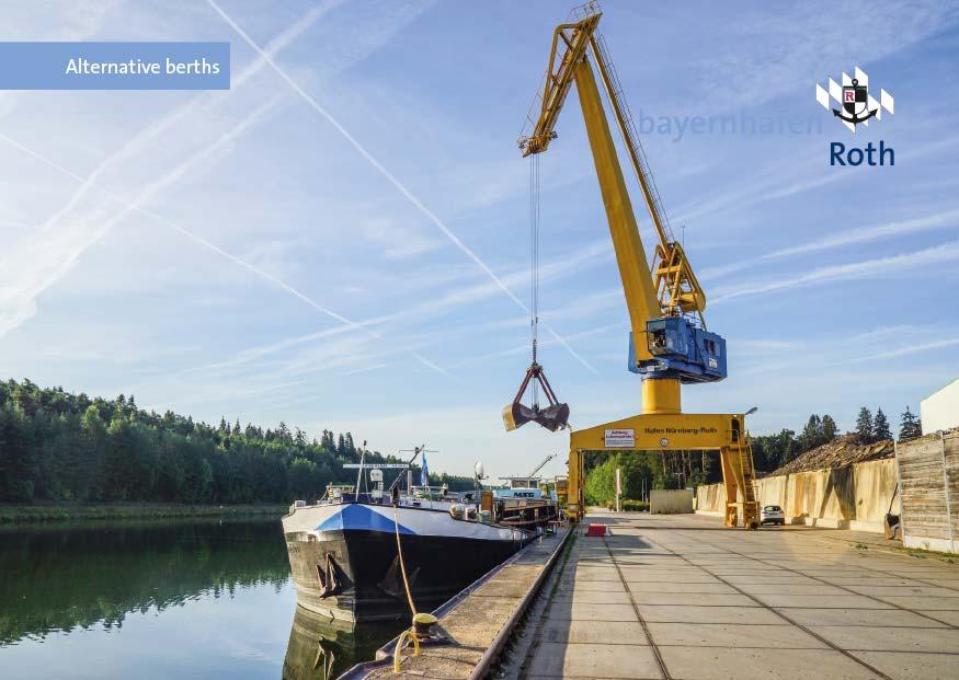 bayernhafen Roth Flusskreuzfahrt